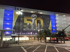 Super Bowl 50 has arrived in Silicon Valley at Mineta San Jose International Airport! San Jose International Airport, Santa Clara, Outdoor Stuff, Park, Parks