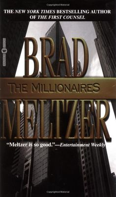 1. The Millionaires by Brad Meltzer*