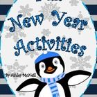 Bring in the New Year with your students with this packet full of fun! Included you will find :-a wordsearch-a number search-find the differ. Winter Activities, Fun Activities, School Days, School Stuff, Teaching Resources, Teaching Ideas, Activity Games, Social Studies, Winter Wonderland