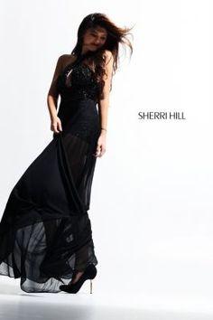 Kendall Jenner and Kylie Jenner model for Sherri Hill