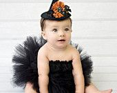 Baby Halloween Costume Sweet Candy Corn Cutie Tutu Halloween Tutu