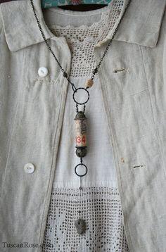 Necklace 793934 - urban gypsy Talisman jewelry