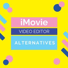 Checkout alternative tools for the iMovie video editor for Windows.These will have almost similar functionality like iMovie video editor.