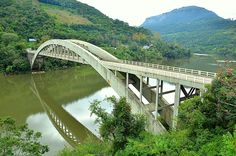 Bento Gonçalves RS - Ponte Vale do Rio das Antas        <br>Gustavo Bottega