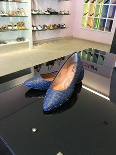 #sapatilha bico fino em #tresse além de mega confortável é super charmosa #koquini #comfortshoes #euquero Compre Online: http://koqu.in/1ZERO57