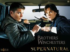 The car, the weapons, the myths, the puns, the Winchester boys, gotta love it all
