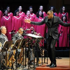 CCM jazz to present  Wynton Marsalis's Abyssinian Mass with the renowned Central State University Gospel Choir