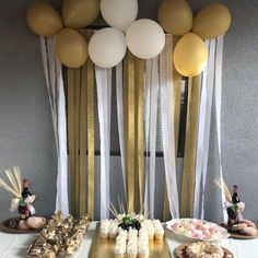 Could put with the archway 50th Wedding Anniversary Decorations, 50th Anniversary Cakes, 25th Wedding Anniversary, 50 Year Anniversary, Golden Anniversary, Anniversary Celebration Ideas, Anniversary Parties, Crafts, Projects