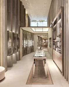 Messika's flagship store - 259 rue Saint-Honoré 75001 Paris.  I can only imagine