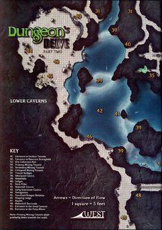 Dungeon Delve 4