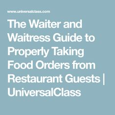 Waitress Interview Preparation Tips  Waitress Resume  Waitress