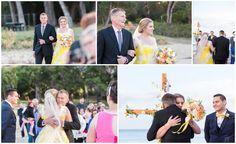 Vibrant Meelup Beach Wedding Ceremony | Dunsborough South West Wedding | Wedding Photography | Perth | Mandurah | Rockingham | Swan Valley | Fremantle | Trish Woodford Photography | www.trishwoodfordphotography.com