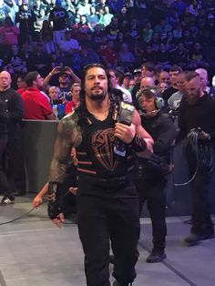 New United States Champion On Raw Roman Reigns 9/26/16