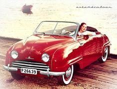 Vintage Cars, Antique Cars, Vintage Auto, Vintage Models, Saab Convertible, Saab Turbo, Automobile, Veteran Car, Mg Midget