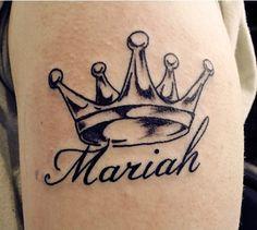 Amazing Name Tattoo Designs