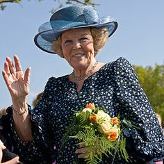 Beatrix 1938 Koningin Beatrix in Vries.jpg Koningin der Nederlanden Periode 1980 – heden Voorganger Juliana Opvolger (beoogd) Willem-Alexander, Prins van Oranje Geboorteplaats Baarn