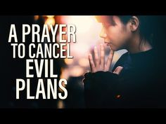 A Prayer To Rebuke The Plans Of The Devil - YouTube Music Licensing, Spiritual Warfare, Torah, Devil, Prayers, Spirituality, Social Media, How To Plan, Quotes