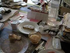 Typical French Weekday Lunch as explained and prepared by a non native there- YouTube - the notes and commentaries are interesting
