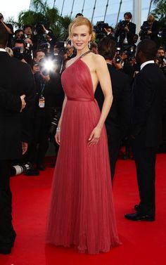 Cannes 2012 - Nicole Kidman in custom-made Lanvin. Stunning!