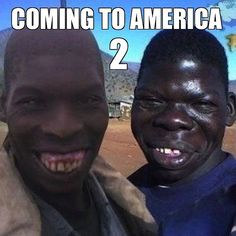 Ugly Ass Black People