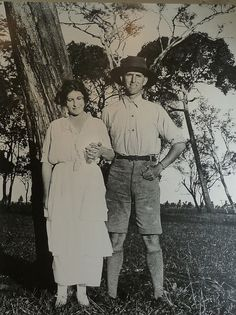 Karen Blixen with Denys Finch Hatton