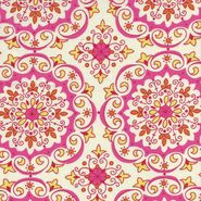 Keepsake Calico Fabric- Atrina Coral