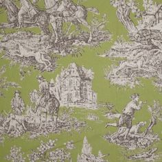 Papier peint on pinterest chinoiserie toile and toile de jouy - Papier peint toile de jouy ...