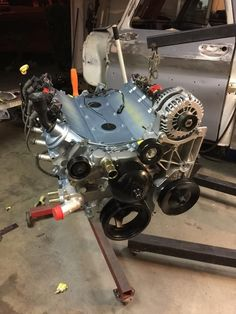 Ls Engine Swap, Car Engine, Chevy Motors, Crate Motors, Ls Swap, Ultimate Garage, Performance Engines, Small Engine, Bays