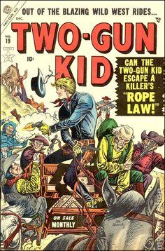 Two Gun Kid -maneely