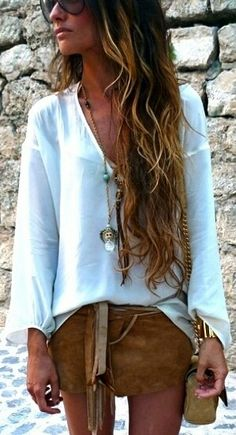 perfect. beach style