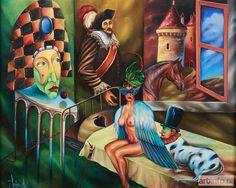 Tomasz SĘTOWSKI ● Odwiedziny księcia, 2000