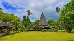 FP - Tahiti - Mataiea - Museum Paul Gauguin