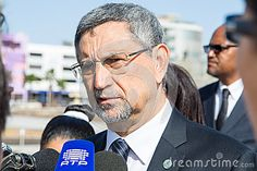President Of Cape Verde, Jorge Carlos Almeida Fonseca - Download From Over 29 Million High Quality Stock Photos, Images, Vectors. Sign up for FREE today. Image: 49196069