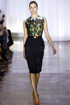 Preen Fall 2011 Ready-to-Wear