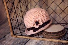 little lady hat baby girl pink hat newborn photography Rosa Hut, Baby Hut, Newborn Hats, Baby Girl Hats, Pink Hat, Hats For Women, Newborn Photography, Pink Girl, Ladybug