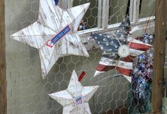 All Patriotic Craft Ideas: 4th of July and Memorial Day