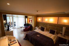 Junior Suite @Lenkerhof in Lenk #Switzerland