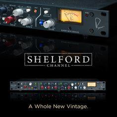 Rupert Neve Designs го најави Shelford Channel : дефинитивна еволуцијата на највредните класични модули од Rupert Neve, редизајнирани и рафинирани за студиото од 21 век.  http://rupertneve.com/products/shelford-channel/