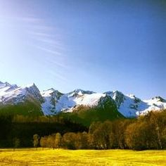 Photo taken at Kongeriket Norge | Kingdom of Norway by Ainis S. on 4/24/2014