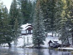 Big Springs, Island Park, Idaho reminds me of good family times at my mom and dad's cabin @ Mack's Inn--winter or summer!