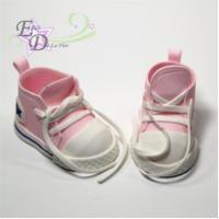Baby sneaker cutter set/ Juego de cortadores de zapatillas para bebe