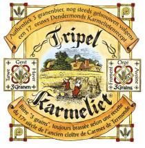 Savoie Fayre, tireuses à bières en ligne et réservation de fûts, Triple Karmeliet (Belge)