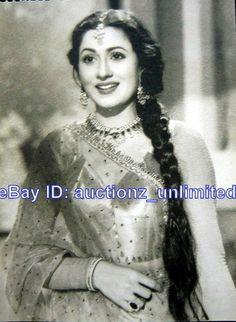 Bollywood Actor - Madhubala - India Rare Old Post card Postcard | eBay