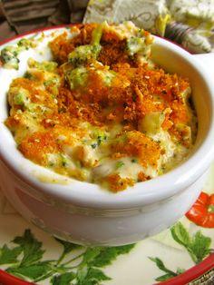 Chicken Divan - delicious!!!