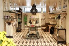 Anthropologie by solutionsoap, via Flickr