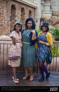 Dapper Day coming to the Disneyparks