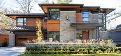 Overhang - Modern - Portfolio - David Small Designs | Architectural Design Firm