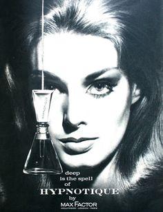 Magdorable!: Seventeen May 1961 Deborah Dixon for Max Factor
