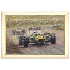 Jim Clark - Lotus 49