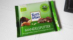 [Werbung] Ritter Sport Mandelsplitter mit ausgewählten Zutaten für knackigen Bio-Genuss
